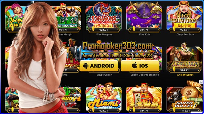 Game Slot Joker123 Termurah Sejagad Raya Indonesia